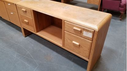 Picture of WOOD CREDENZA